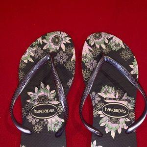 Woman's Havaianas Flip Flops